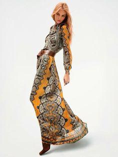Etro Saffron Dress