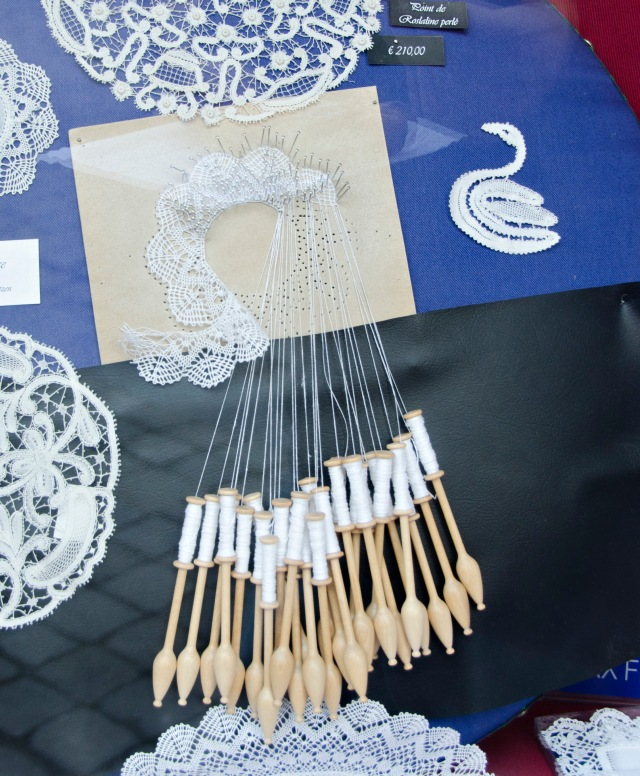 lace spools