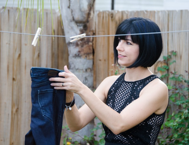 black-dress-at-clothesline-closeup