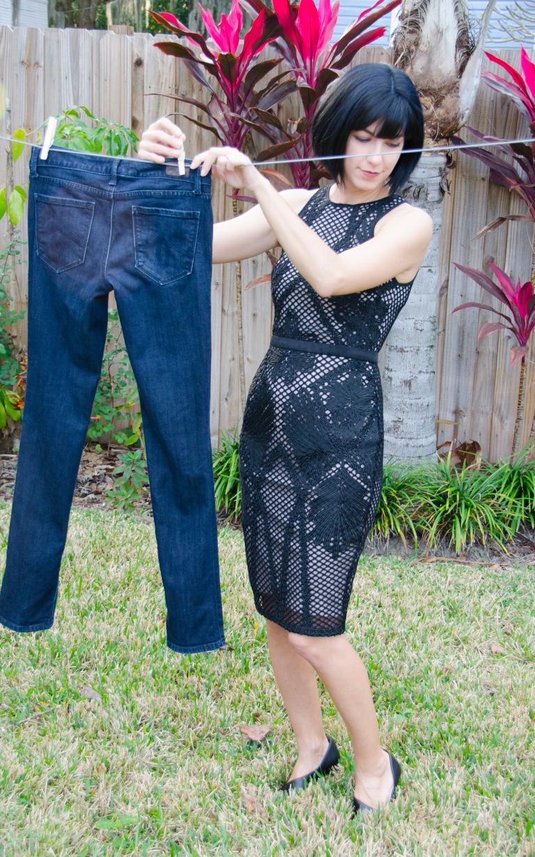 black-lace-dress-full-length-front-clothesline