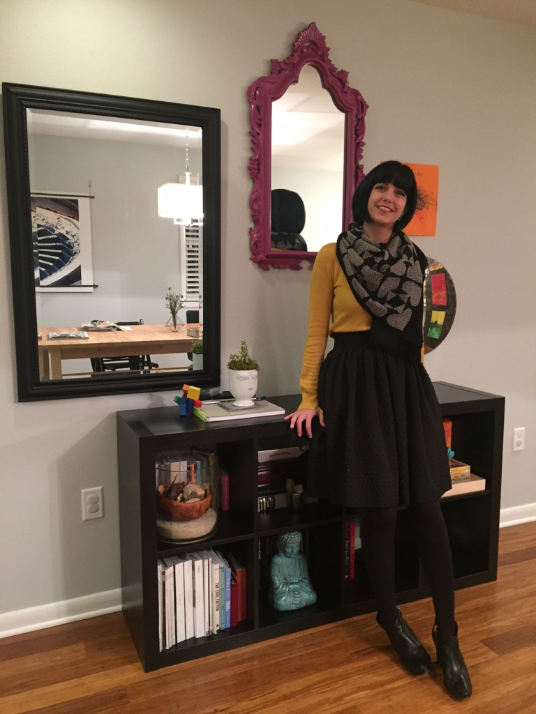 professional-look-mustard-and-black